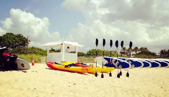 Best Kayak Rental In Key Biscayne, Florida