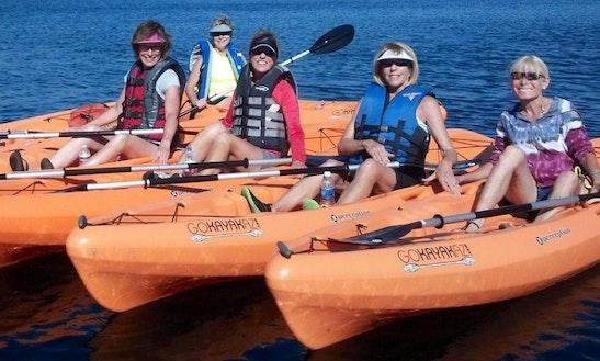 Single Kayak Rental In Peoria