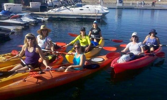 Tandem Kayak Rental In Peoria