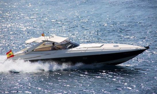 'lola' Superhawk-48 Yacht Charter In Ibiza