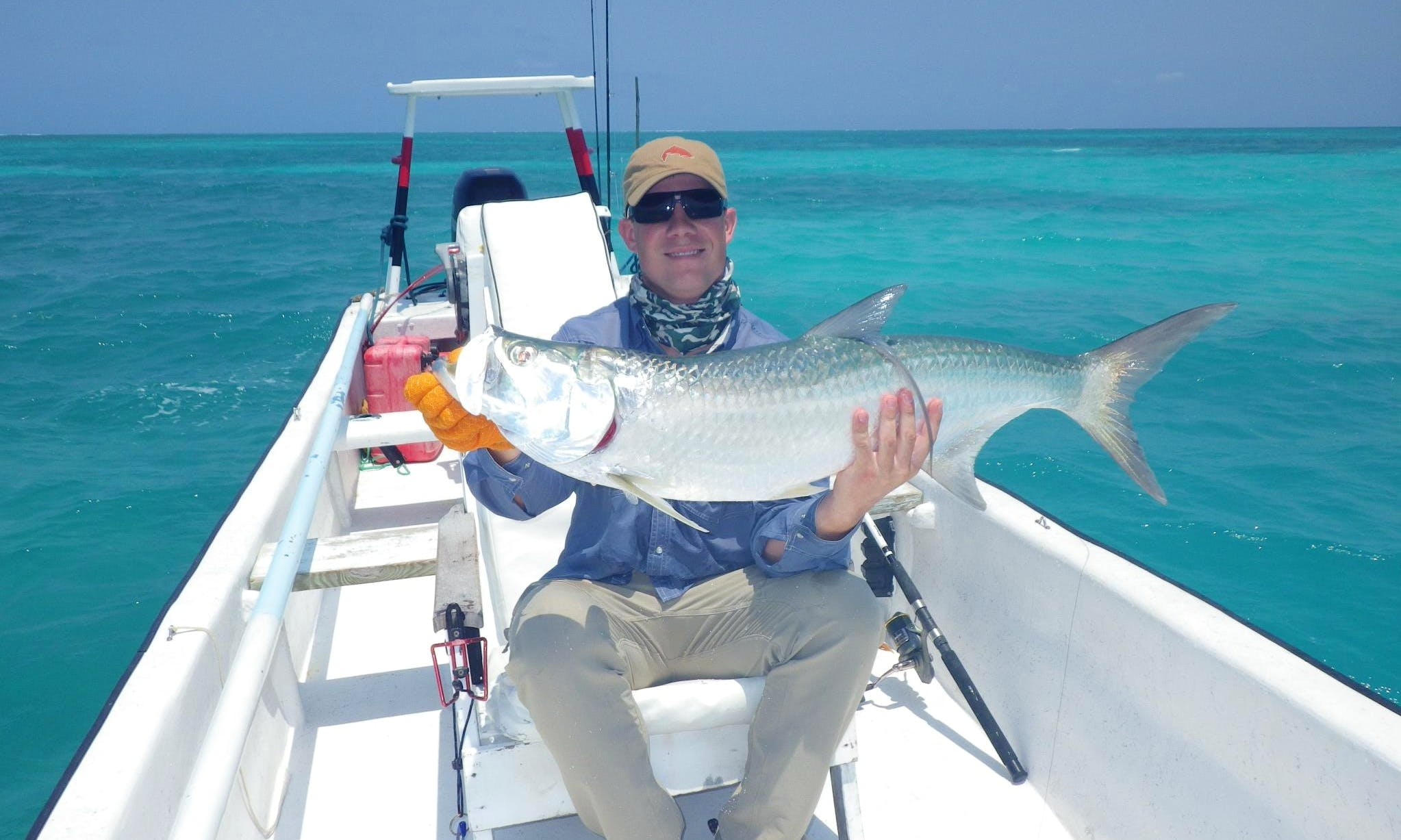 Fishing Charter in Caye Caulker