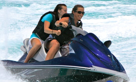 Jet Ski Rentals In Leeward Settlement, Caicos Islands