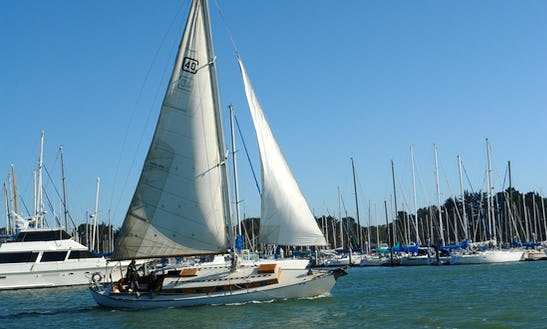 Captained Sailing Charters On The San Francisco Bay