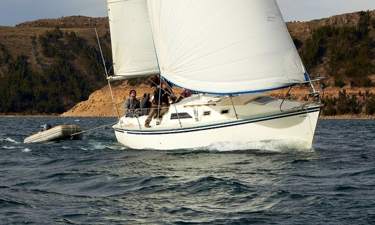 31' Sailing Yacht Charter In San Miguel