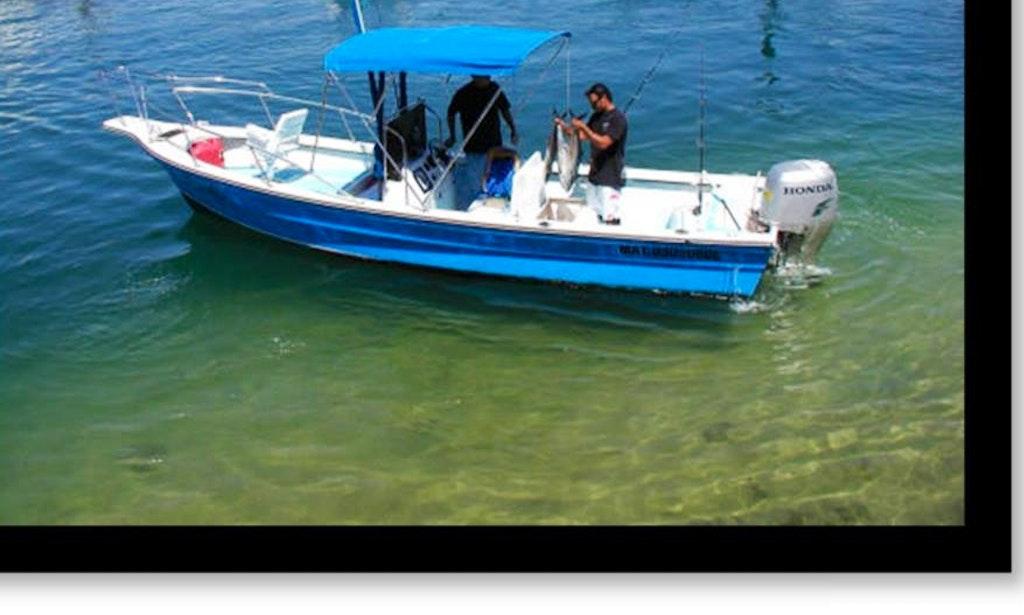 Super panga fishing charter in cabo san lucas getmyboat for Cabo san lucas fishing charters prices