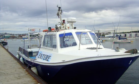 Dive Boat Hire In Plymouth