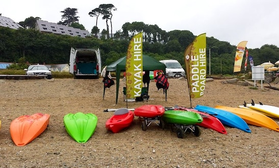 Kayak Hire And Lessons In Porthtowan
