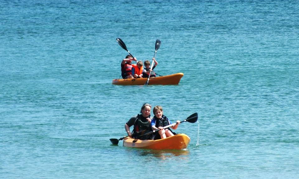 Kayak Safari Tour In Falmouth