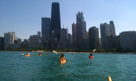 Wilderness Kayak Rental In Chicago