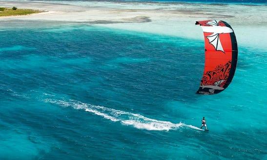 Kitesurfing Lesson In Port Aransas