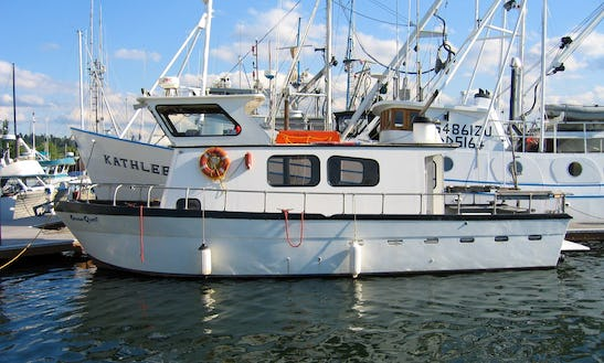 'ocean Quest' Dive Charters In Tacoma & Seattle