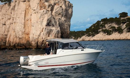 Beneteau Antares 7.80 - Motor Yacht Rental In Trogir, Split, Dalmatia