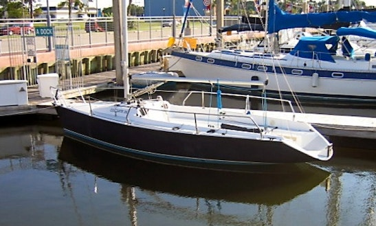 Rent 26ft 'takin Names' Colgate Sailboat In Kemah, Texas