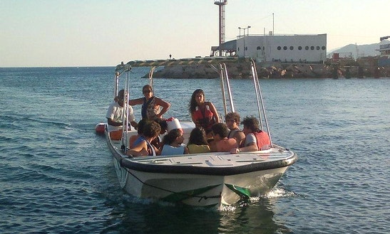 Passenger Boat Trips In Eilat Israel