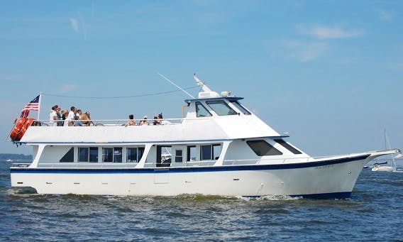 The Sea Spirit Yacht Charter