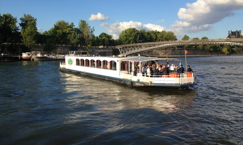 La Guepe Buissonniere Boat Cruises in Paris