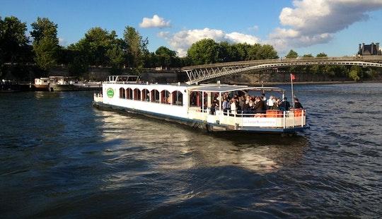 La Guepe Buissonniere Boat Cruises In Paris