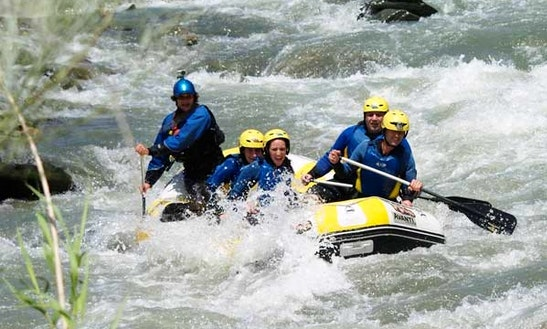 River Rafting In Granada