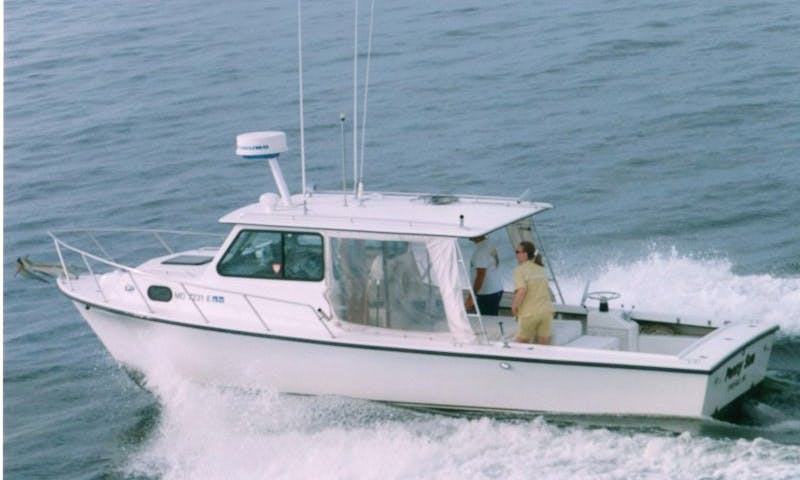 "40' ""Penny Sue"" Sport Fisherman In Annapolis, Maryland United States"
