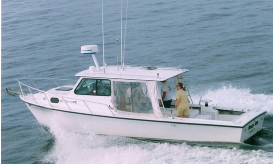 21 39 bowrider fishing boat in annapolis maryland united for Annapolis fishing charters