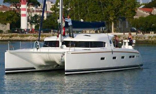 Nautitech 44 Yacht In Seychelles