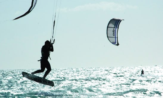 Kite Surfing Lesson In Tarifa