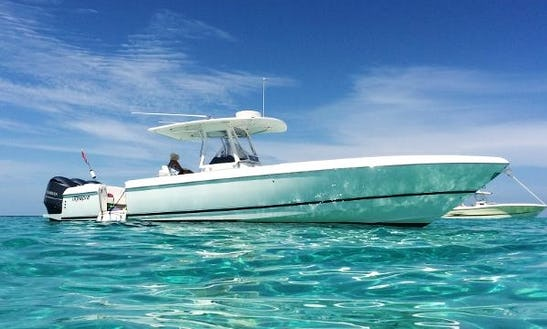 Charter 36' Intrepid Center Console  In West Bay