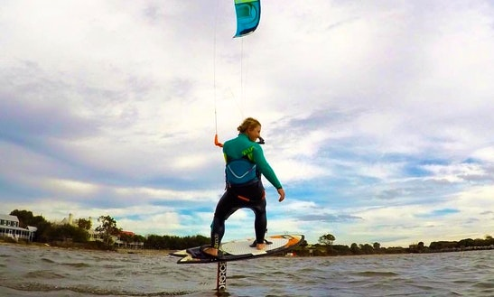 Kiteboarding Lessons In Mount Pleasant