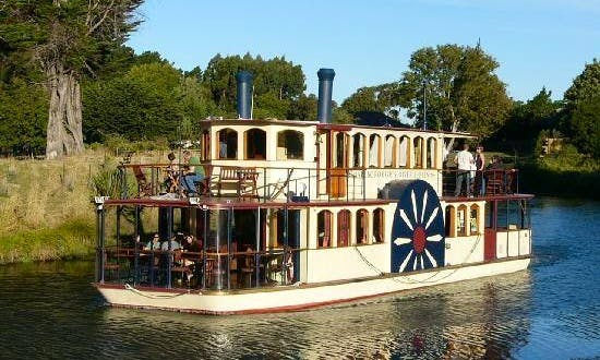 River Cruises On Taylor River