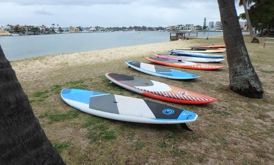 Stand Up Paddleboard Rental In Gold Coast