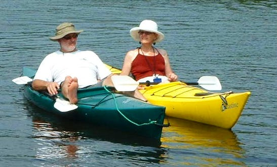 Kayak Rental & Trips In 2 Snow Hill, Maryland