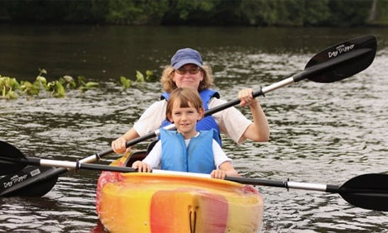 Amazing Kayak Rental & Trips In Snow Hill, Maryland