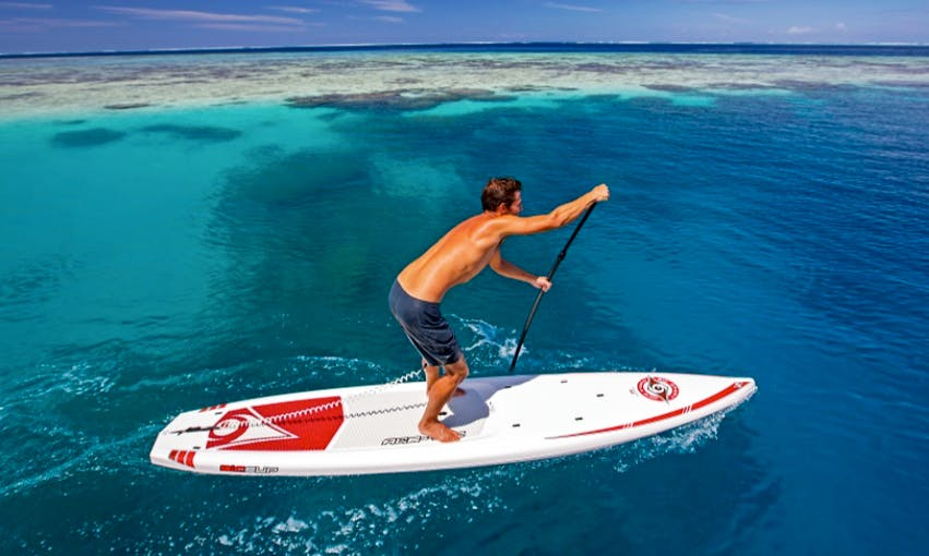 Paddleboard Rental & Lessons in Auckland, New Zealand