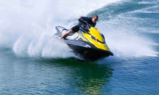Jet Ski Rental In Denia, Spain
