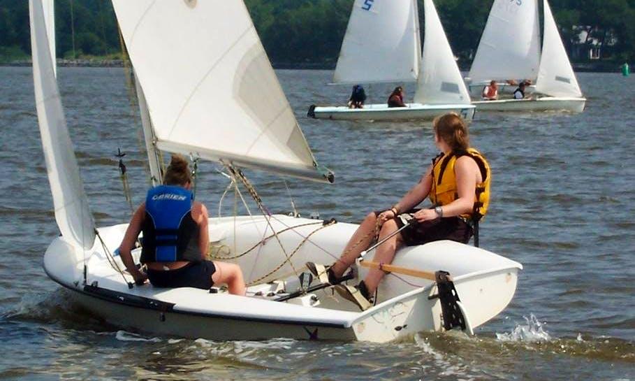Learn to Sail in Ottawa