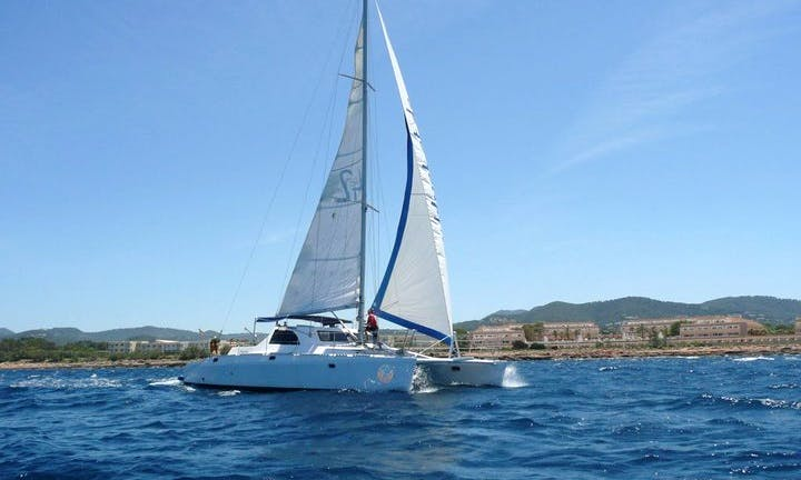 Catamaran Diving In Quartu Sant'Elena