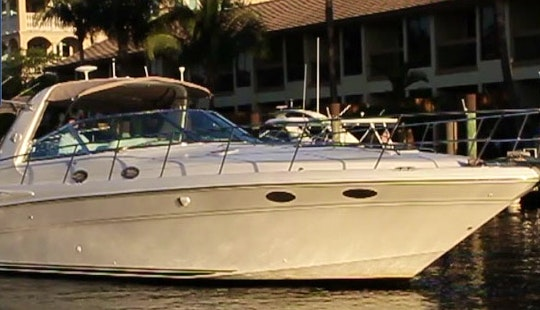 40' Sea Ray Sundancer Motor Yacht