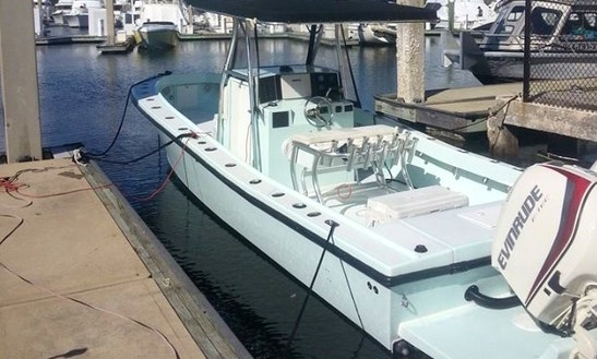 Enjoy 27' Center Console Fishing Charters In Fort Lauderdale, Fl