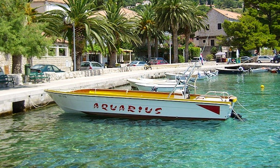 Dive Boat Trips For 6 Person In Dubrovnik, Croatia