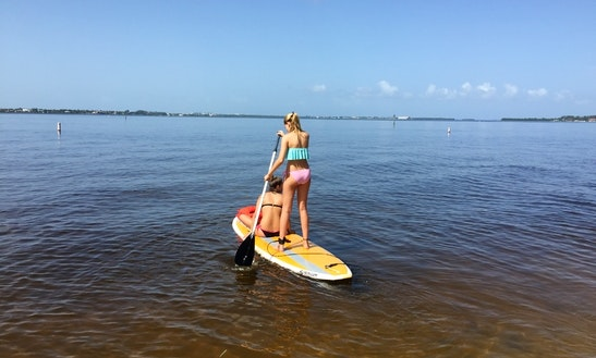 Stand Up Paddleboard Rental In Cape Coral
