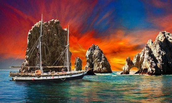 Enjoy Cabo San Lucas, Mexico On 100ft