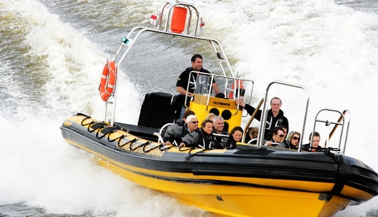 Enjoy Thames River, London On Rib Boat