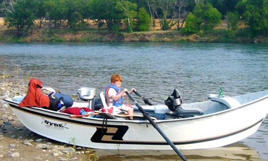 Guided Fly Fishing Trips On Lower Sacramento River