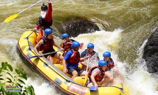 Rafting Trips In Portsmith, Australia