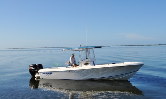Enjoy 28' Bluewater Fishing Charter In Bokeelia, Florida