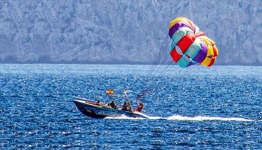 Parasailing Flights In Teulada