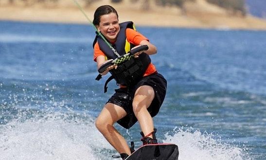 Wakeboard Rental In Teulada
