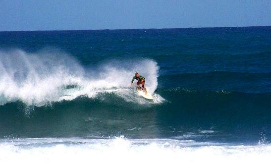 Surf Rental & Lessons In Caleta De Famara