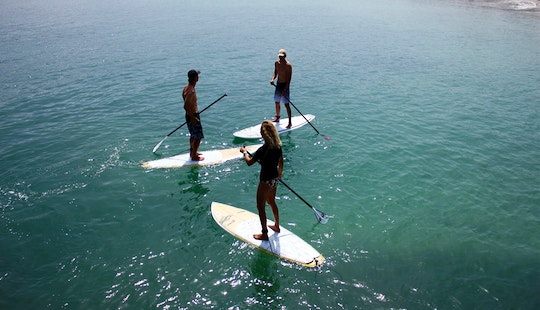 Sup Rental & Lessons In Caleta De Famara