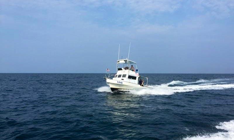 """Diving Trips On 30ft """"Viking"""" Trawler In Pensacola, Florida"""